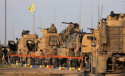 نظامیان خارج شده از سوریه به عراق منتقل می شوند