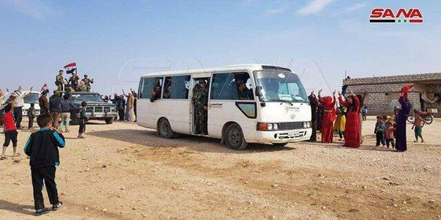 استقرار ارتش سوریه در 11 روستای جدید محور حلب