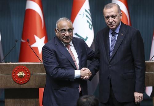 گفت و گوی تلفنی اردوغان و عبدالمهدی