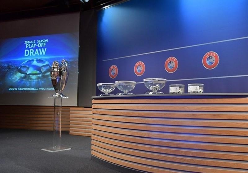 برنامه کامل رقابت های لیگ قهرمانان اروپا اعلام شد