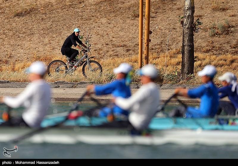 قایقرانان ایران به 2 مدال طلا و یک نقره دیگر رسیدند