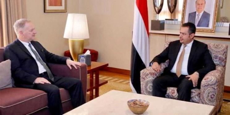 سفیر آمریکا خواهان اتخاذ راهکار سیاسی فوری برای یمن شد