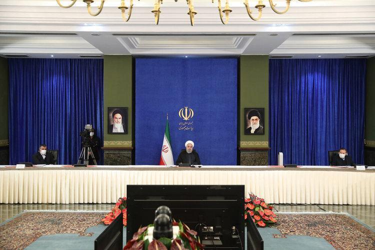 شرح روحانی درباره توطئه آمریکایی علیه ایران